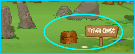 Dizzywood Trivia Chest