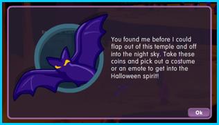 Found the Bountiful Bat