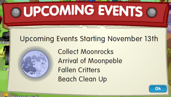 Dizzywood Upcoming Events