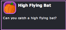 Dizzywood Mission - High Flying Bat