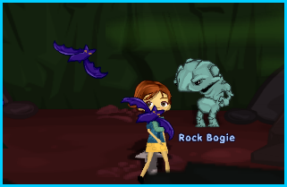 Rock Bogie in the Chasm