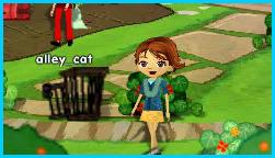 Sprite Trap in Garden Gazebo