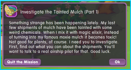 Tainted Mulch Story