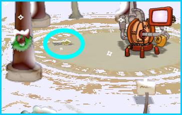 Snow Maze Key 2