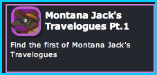 Montana Jack's Travelogues