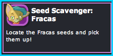 Dizzywood Mission Fracas Seeds