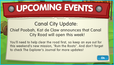 Canal City Update