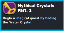 Mythical Crystals Part 1