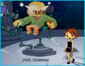 Professor Nocturne