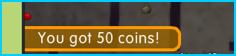 50 coins
