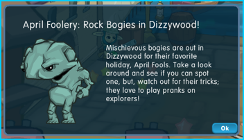 April Fools on Dizzywood