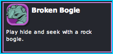 Dizzywood Broken Bogie