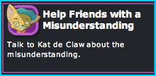 Help Friends with a Misunderstanding, Part 2