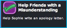 Help Friends with a Misunderstanding, Part 3