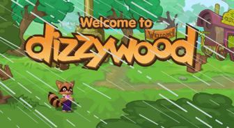 Rain in Dizzywood