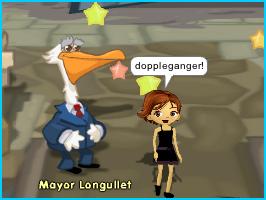 Longullet the Doppleganger