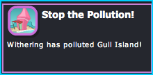 Stop the Pollution