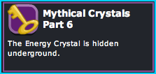 Mythical Crystals Part 6