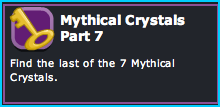 Dizzywood Mythical Crystals Part 7