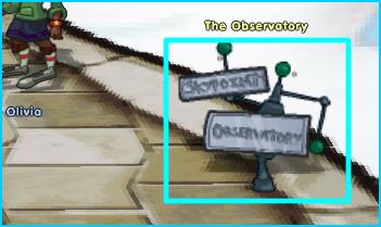 Dizzywood Skypoint Sign
